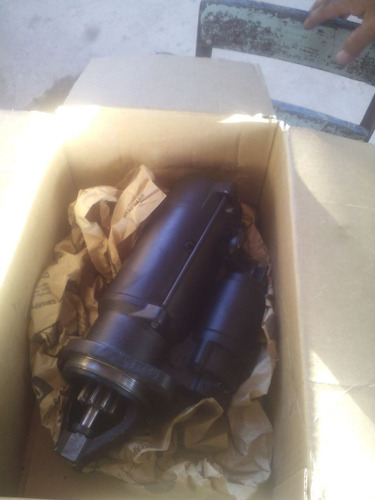 arranque caterpillar 24v part 3704011 40 mt nuevo