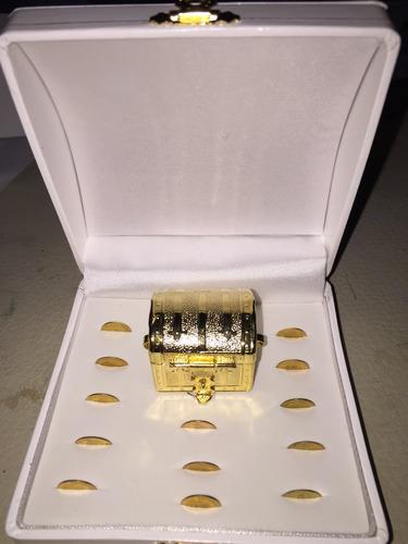 arras matrimoniales oro 22k máximiliano originales no lamina