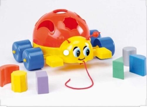 arrastre dorita encastre new plast 20133 july toys
