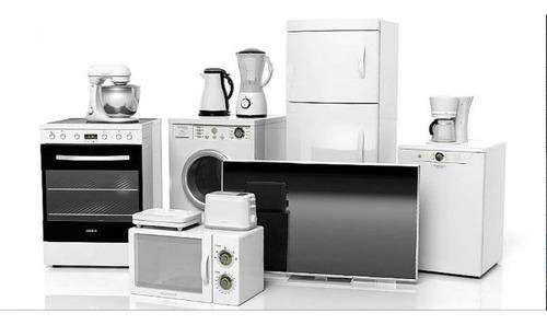 arreglarnos electrodomésticos en su casa