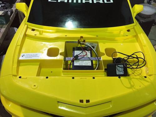 arreglo autos a baterías de 6 y 12 volt