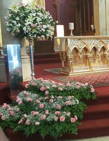 Arreglo Con Flores Iglesia Algunos Modelos Boda Matrimonio