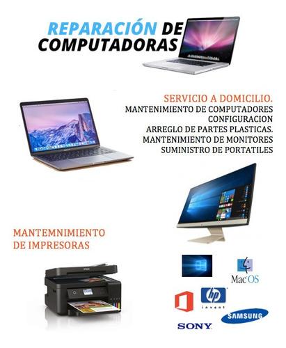 arreglo de computadores - portatiles - impresoras