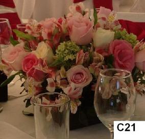 Arreglo De Flores Naturales Primera Comunion
