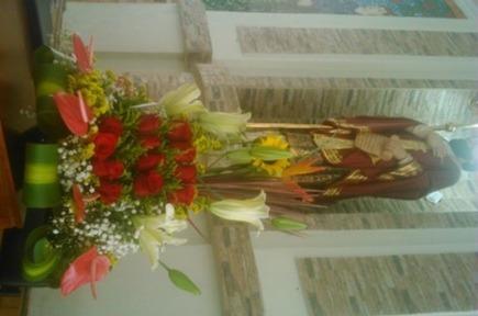Arreglo De Flores Para Bodas La Florería De Todo Precio