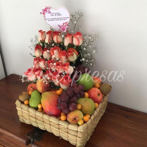 arreglo de flores,frutas.arreglos floral chia, cajica, cota