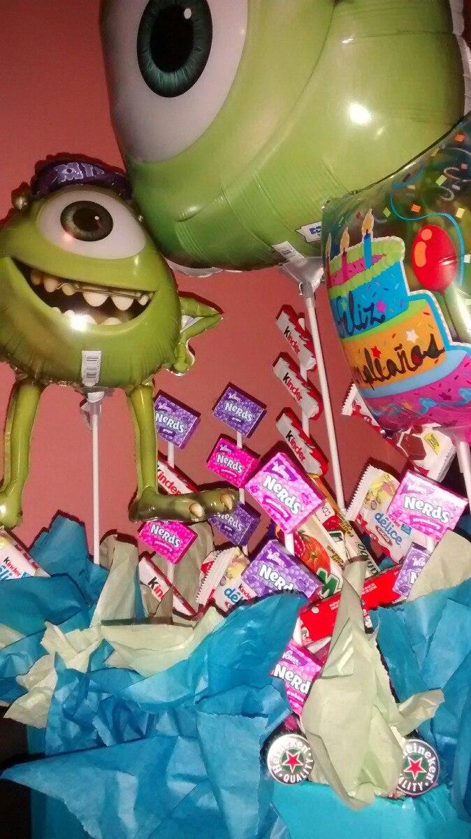arreglo de globos dulce para cumpleaos eventos especiales