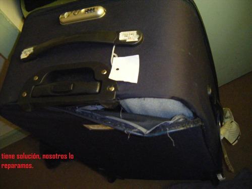arreglo de valijas-mochilas-carteras-(karpatos)(samsonite)