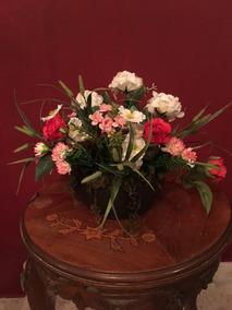 Arreglo Floral Centro De Mesa Boda Iv Años