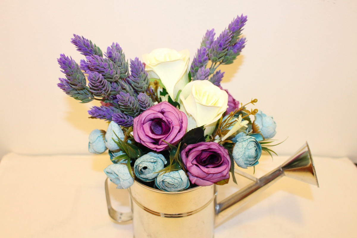 Arreglo floral centro de mesa regadera flores artificiales arreglo floral centro de mesa regadera flores artificiales cargando zoom altavistaventures Image collections