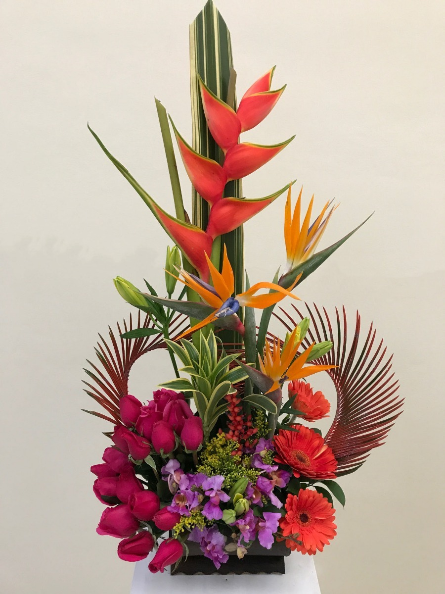 Arreglo Floral Dia De La Madre