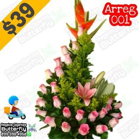 Arreglo Floral Flores A Domicilio En Quito