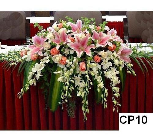 Arreglo Floral Para Mesa De Honor
