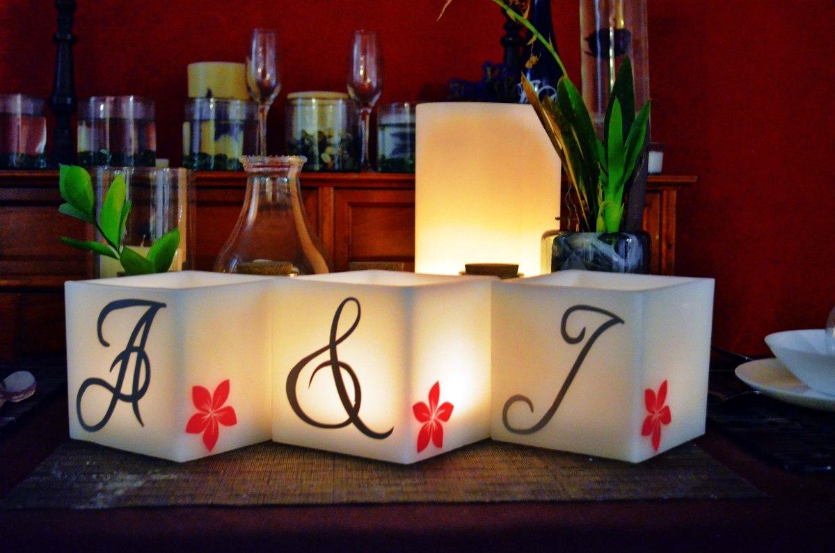 Arreglo para mesa principal de boda aluzza en for Boda decoracion