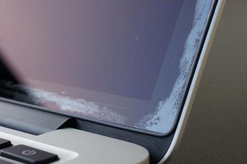 arreglo staingate macbook retina delaminacion pantalla