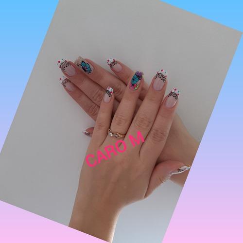 arreglo uñas