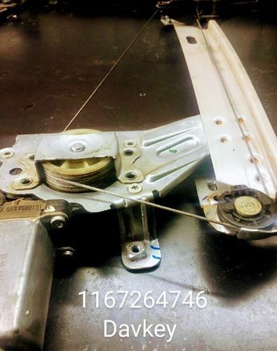 arreglo y reparación de levanta vidrios / alza cristales