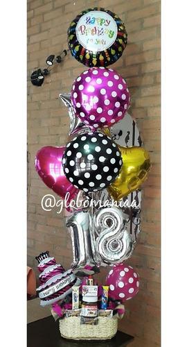 arreglos con globos para toda ocasión!!