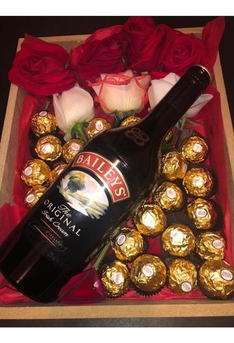 arreglos de chocolate para este dia del amor y la amistad.