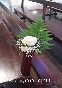 Arreglos De Flores Para Iglesia Todo Precio La Florería