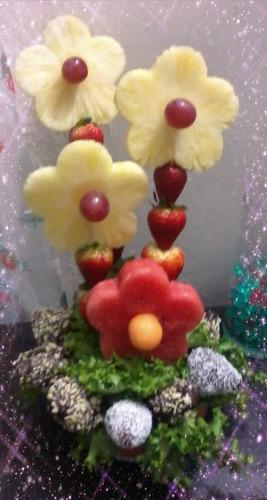 arreglos de frutas