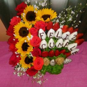 Arreglos De Frutas San Valentin Guayaquil
