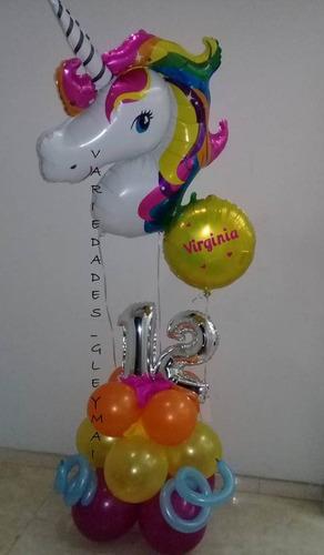 arreglos de globos cumpleaños años bodas baby shower