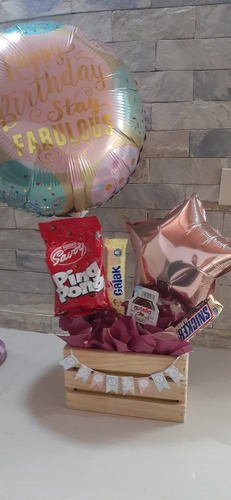 arreglos de globos y golosinas 15 años, cumpleaños, infantil