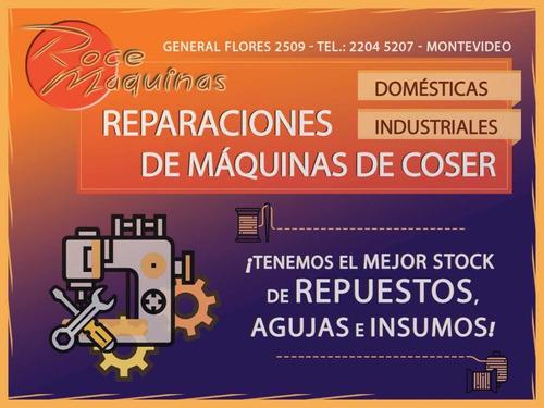 arreglos de maquinas  de coser domesticas e industriales