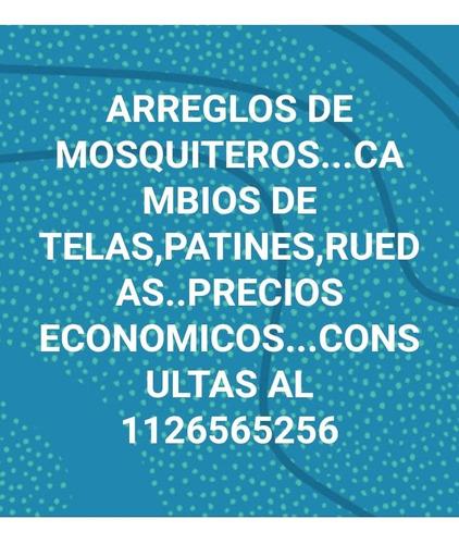 arreglos de mosquiteros