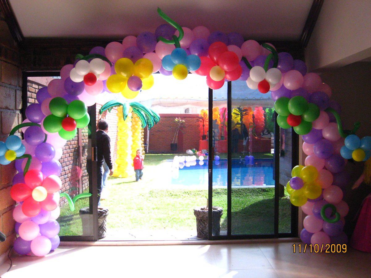 Arreglos decoraci n globos y telas fiestas eventos en - Globos para eventos ...