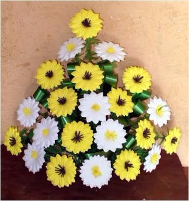 Arreglos Florales Artificiales - $ 30.000 en Mercado Libre