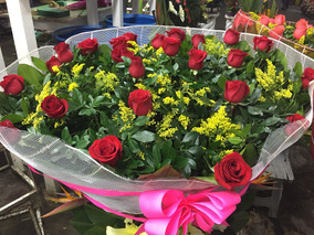 Arreglos Florales C Rosas Tulipanes Girasoles Y Mas Cdmx Df