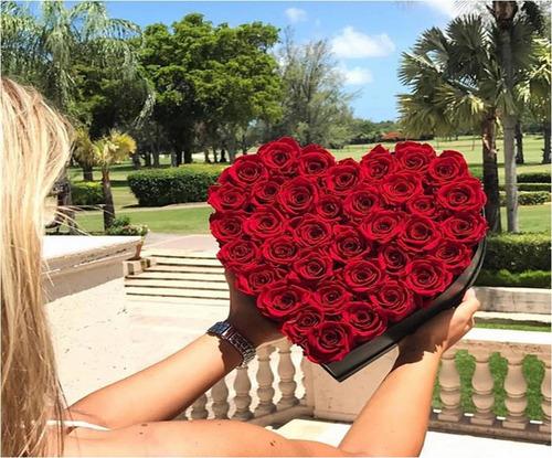 arreglos florales caja de rosas regalos a domicilio