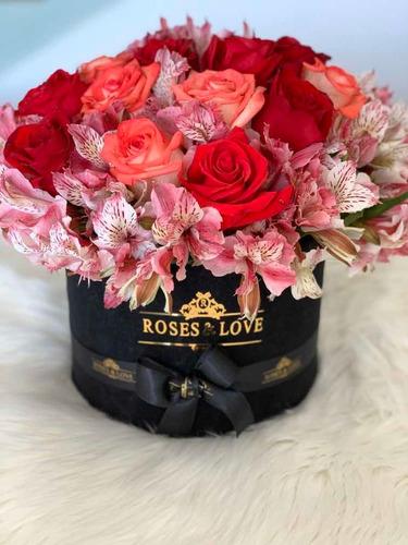 arreglos florales cajas florales