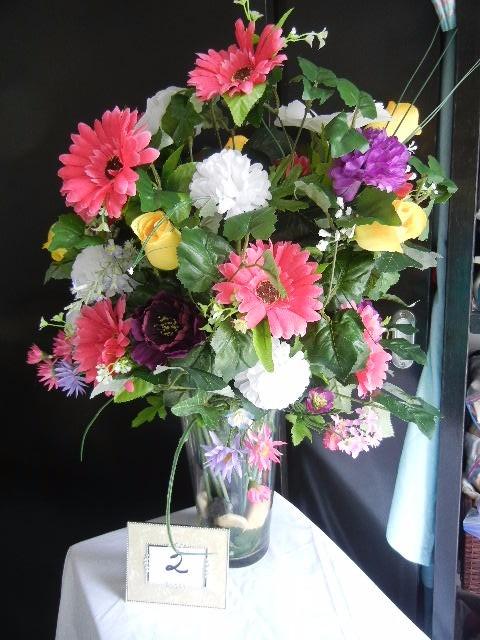 Arreglos florales con flores artificiales varias 320 - Arreglos florales con flores artificiales ...
