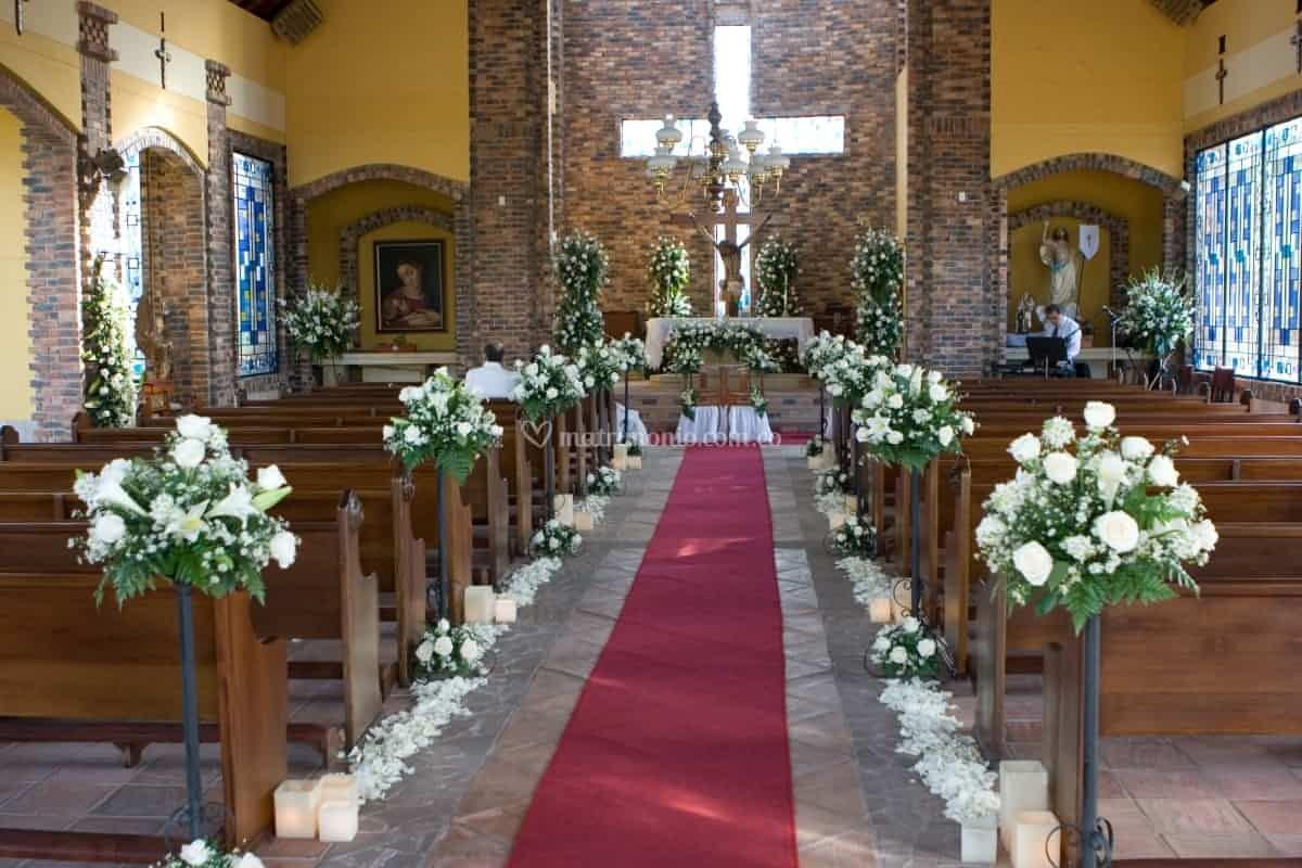 Arreglos Florales De Iglesia