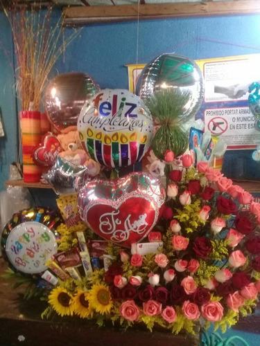 arreglos florales decoraciones flores individuales