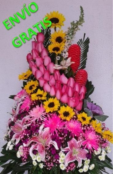 Arreglos Florales Economicos Flores Ramos Florales Bogota 154990