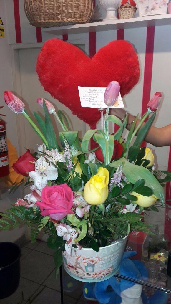 arreglos florales elegantes por el dia de la madre