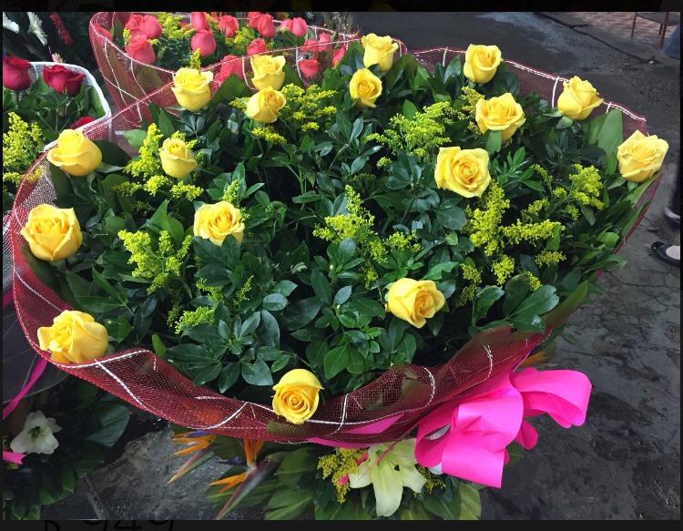 Arreglos Florales En Puebla Bodas Xv Años Cumpleaños Envio
