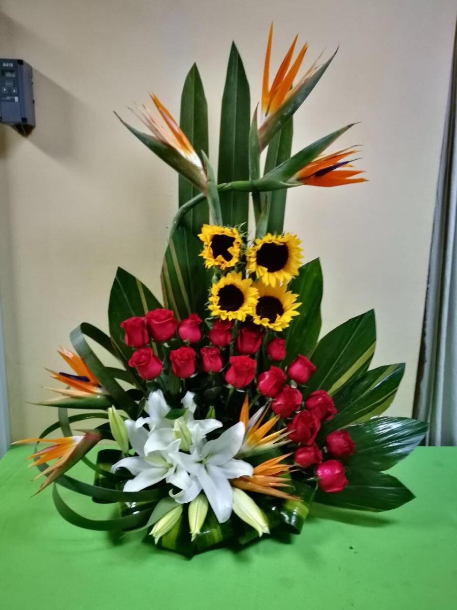 Arreglos florales naturales baja california sur envio - Arreglos de flores artificiales ...