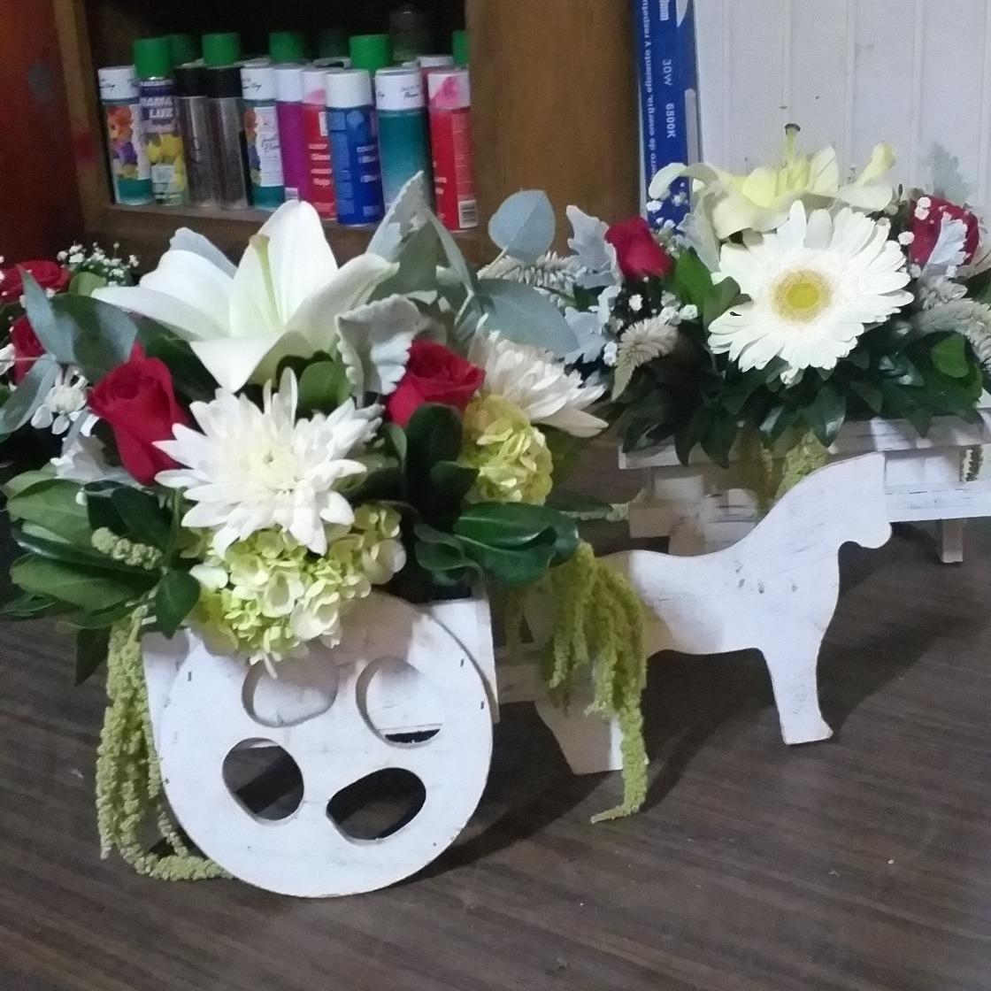 Arreglos Florales Para Boda Y Xv Años Y Todo Tipo De Evento