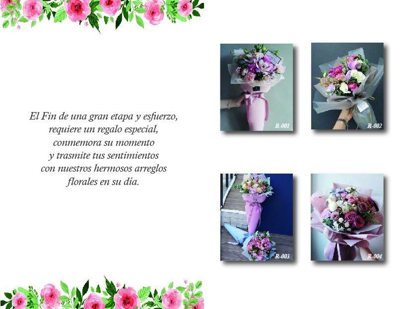 Arreglos Florales Para Graduaciones Y Eventos