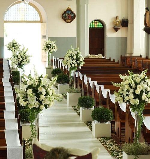 Arreglos Florales Para Iglesia