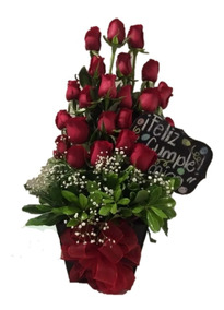 Arreglos Florales Ramos De Rosas