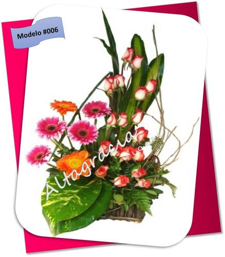 arreglos florales ramos floristeria flores altagracia c.a.