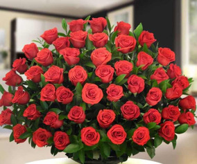 Arreglos Florales Rosas 120 Cdmx