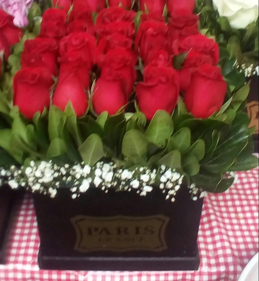 Arreglos Florales Rosas Entrega A Domicilio Df