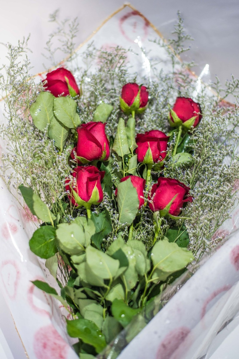 Arreglos Florales Rosas Flores Naturales 1 00 En Mercado Libre